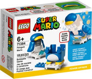 Super Mario Penguin Mario Power up pack