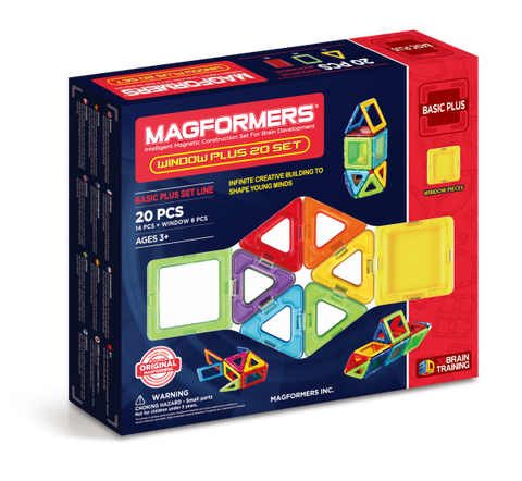 Magformers Window Plus 20pce