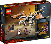 71718 Ninjago Wu's Battle Dragon