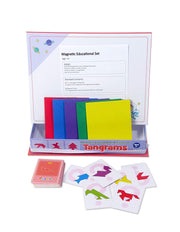 Tangrams Magnetic Activity Set
