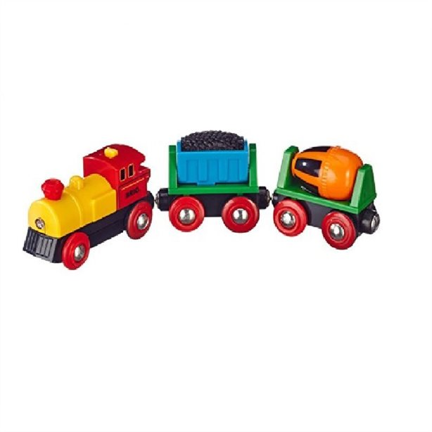 Battery Operated ActionTrain