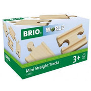 Mini Straight tracks 4 pieces