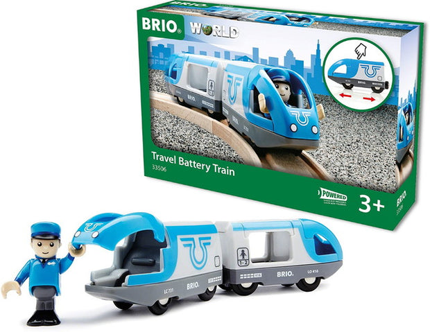 Travel Battery Train