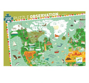 200pce Monument of World Observation Puzzle