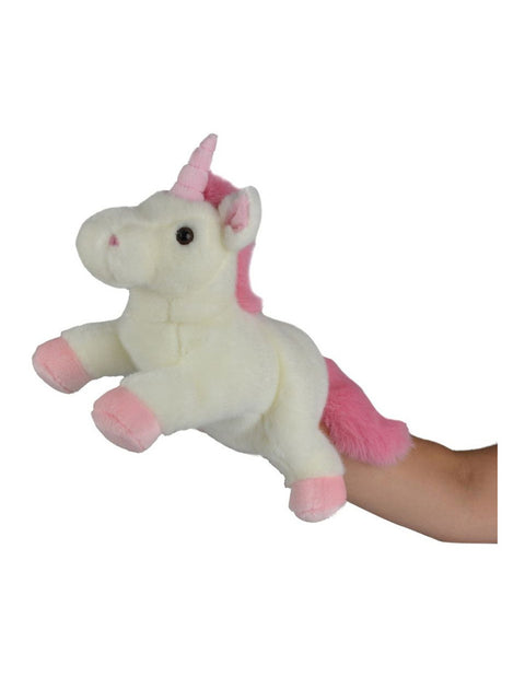 Unicorn Plush Puppet