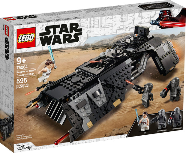 Star Wars Knights of Ran Transport Ship 75284