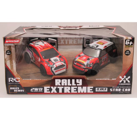 Twin Racing Rally Extreme Radio Contol