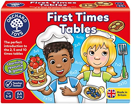 Orchard Game First Times Tables