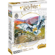 1000pce jigsaw - Harry Potter Hedwig