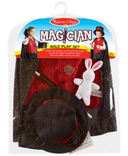 Magician Costume and Wand