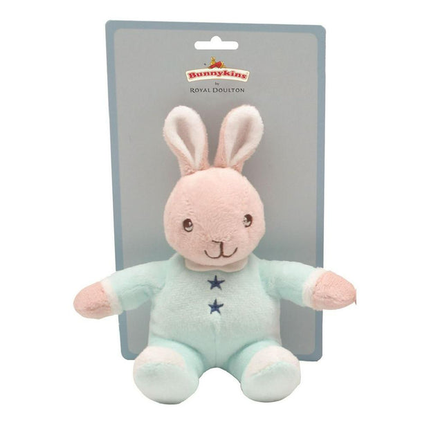 Bunnykins Peter Rabbit Plush Rattle