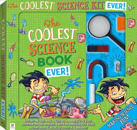 The Coolest Science Book Ever
