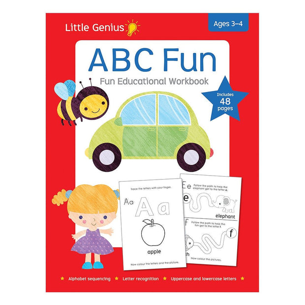 Little Genius - ABC Fun Workbook
