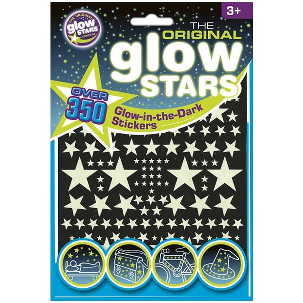 Glow in the dark stars - 350 pack
