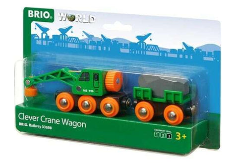 Clever Crane Wagon