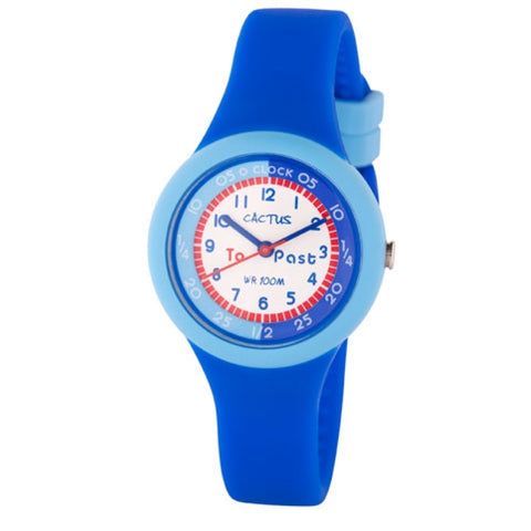 Watch -  Blue and Light Time Teacher