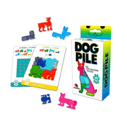 Dog Pile Pup stack puzzle