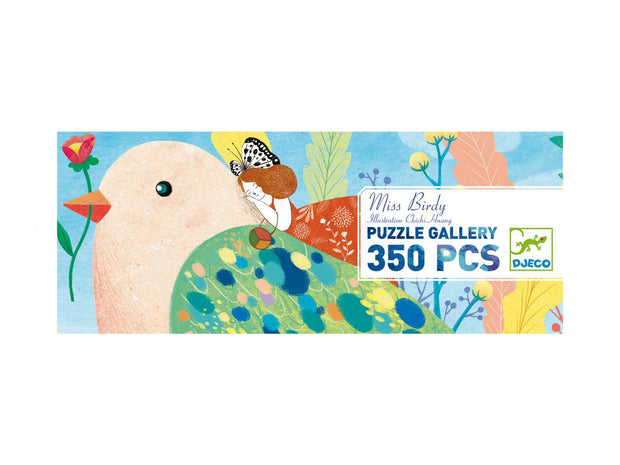 350pce Miss Birdy Gallery Puzzle