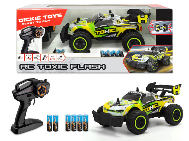 RC Toxic Flash RTR 24cm