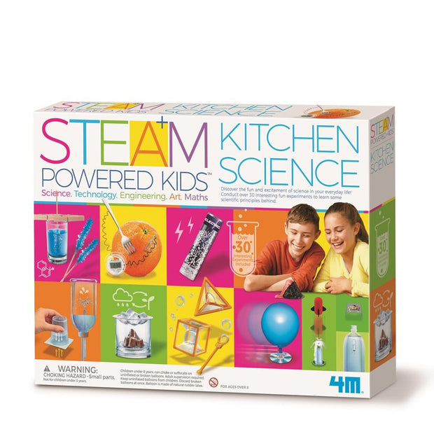 Kitchen Science STEAM set