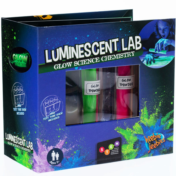 Luminescent Lab - Glow Science Chemistry