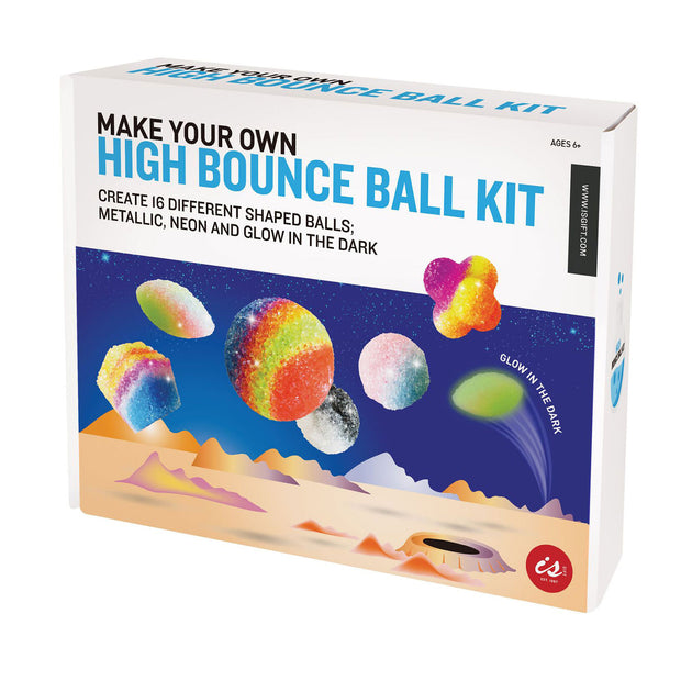 Make Your Own High Bounce Balls