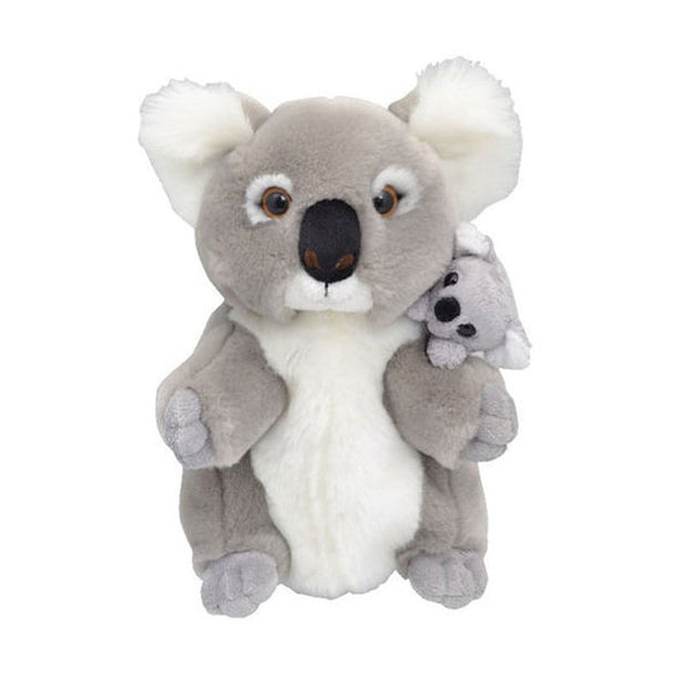Koala with Baby  Body Puppet