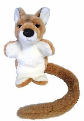Kangaroo Long tail Puppet