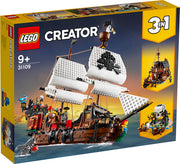 Creator Pirate Ship  31109