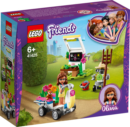 Friends Olivia's Flower Garden 41425