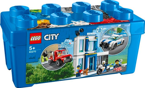 City Police Brick Box 60270