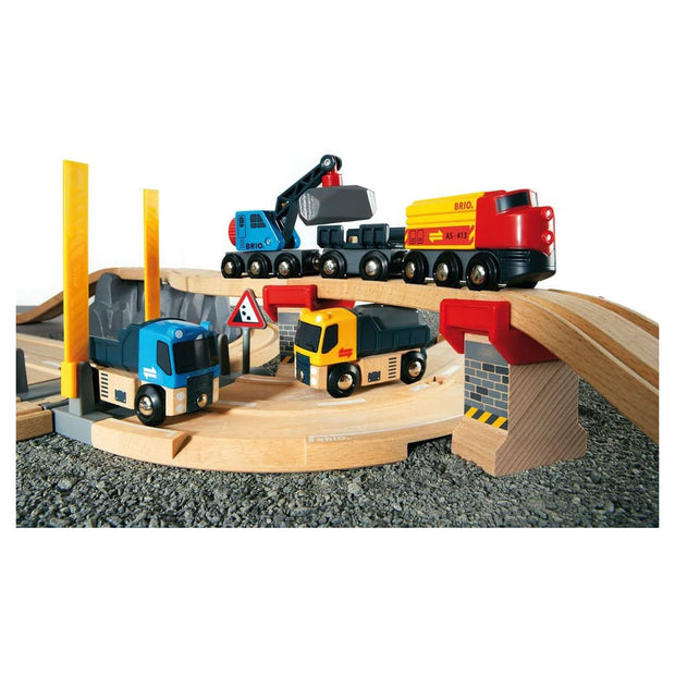 Rail and Road Loading Set
