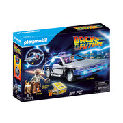Back to the Future DeLorean 70317