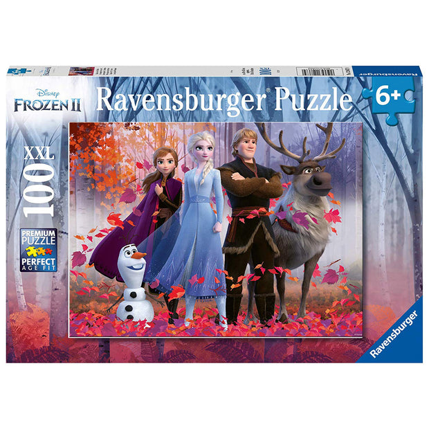 100pc Frozen Magic Forest