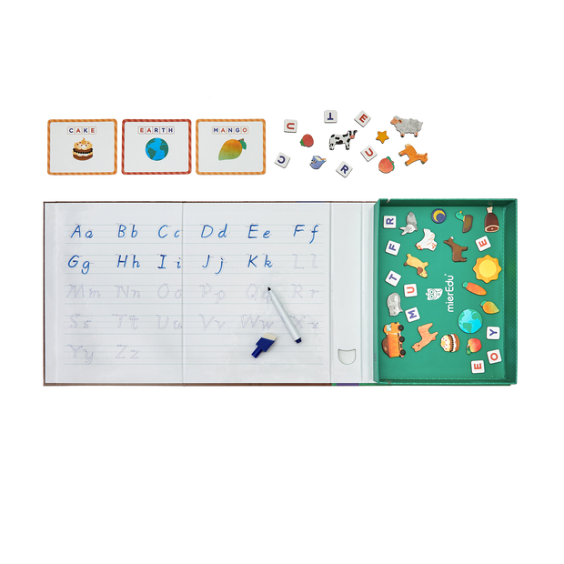 Magnetic Letters Learning Case