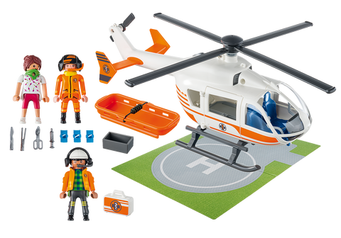 Rescue Helicopter 70048