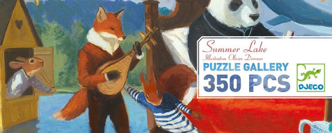350pce Summer Lake Gallery Puzzle