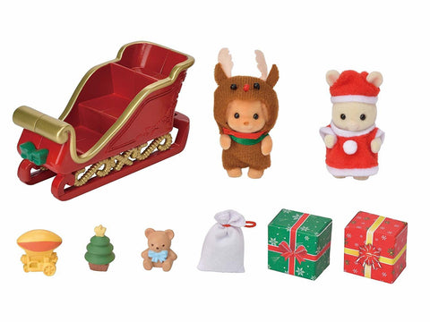 SF Baby Sleigh Ride Set