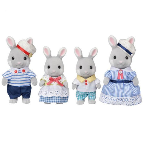 Sea Breeze Rabbit Family