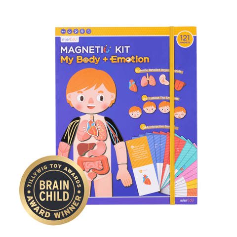Magnetic Kit My Body & Emotion - Large
