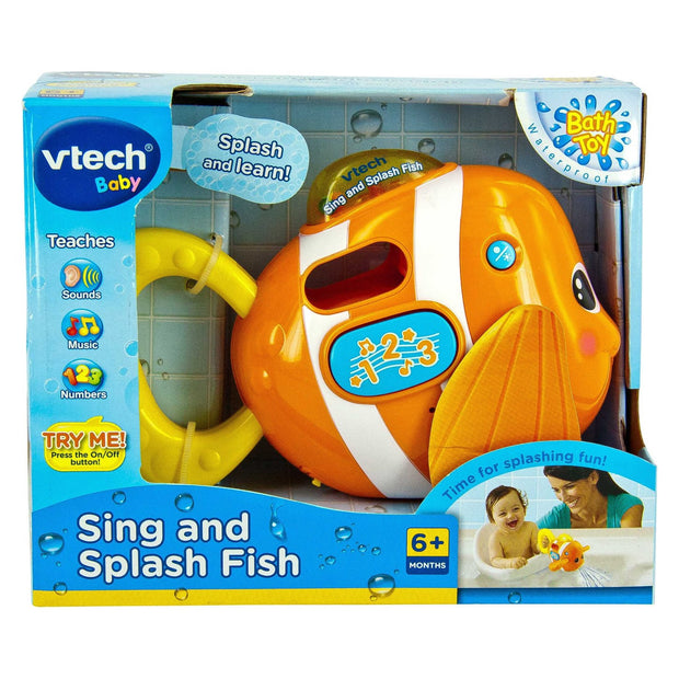 Sing and Splash Fish