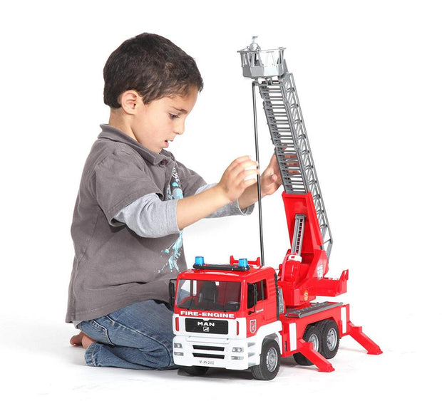 Fire Engine with Water Pump and Light & Sound Module
