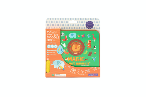 Magic Water Doodle Book - forest animals