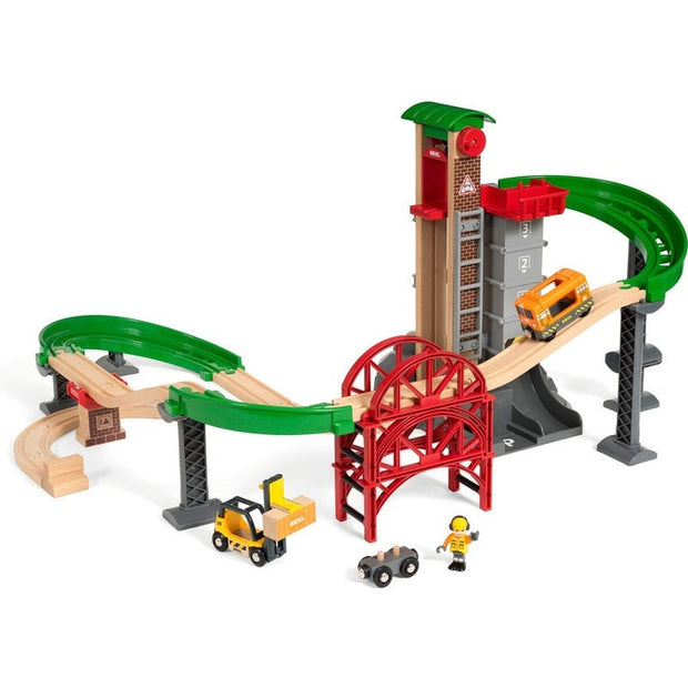 Lift And Load Warehouse Set
