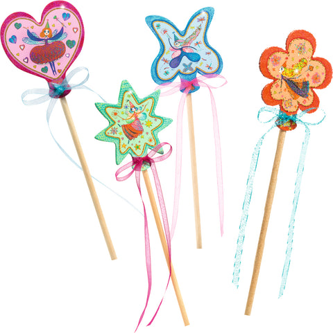 Do It Yourself -Fairy Wands