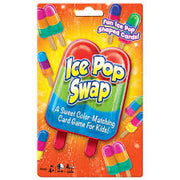 Ice pop swap card game