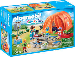 Family Camping Trip 70089