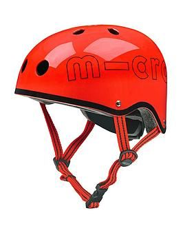 Helmet Micro Red Small