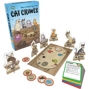 Thinkfun Cat Crimes Mystery Game