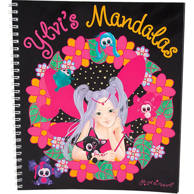 Ylvi's Mandalas colouring book